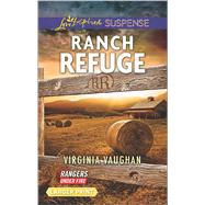 Ranch Refuge by Vaughan, Virginia, 9780373677726