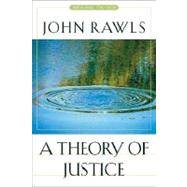 A Theory Of Justice: Original Edition by Rawls, John, 9780674017726
