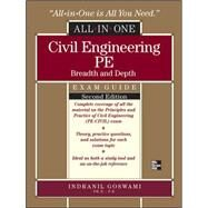 Civil Engineering All-In-One PE Exam Guide: Breadth and Depth, Second Edition by Goswami, Indranil, 9780071787727