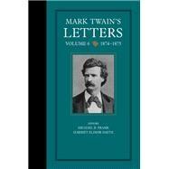 Mark Twain's Letters by Twain, Mark, 9780520237728
