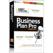 Business Plan Pro Access Code Card