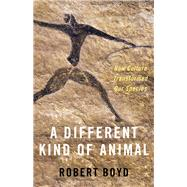 A Different Kind of Animal by Boyd, Robert, 9780691177731