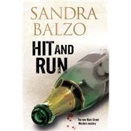 Hit and Run by Balzo, Sandra, 9780727897732