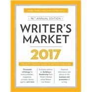 Writer's Market 2017 by Brewer, Robert Lee, 9781440347733