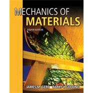 Mechanics of Materials by Gere, James M.; Goodno, Barry J., 9781111577735