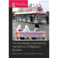 Routledge International Handbook of Migration Studies by Gold; Steven J., 9781138787735