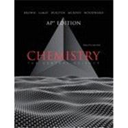 Chemistry: The Central Science AP Student Edition PLUS AP Test Prep Workbook for New 2013-2014 Course/Exam by Brown, 9780133447736
