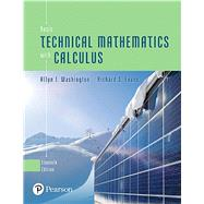 Basic Technical Mathematics with Calculus by Washington, Allyn J.; Evans, Richard, 9780134437736