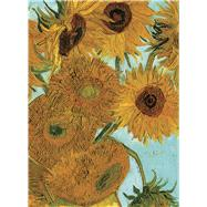 Van Gogh's Sunflowers Notebook by Van Gogh, Vincent, 9780486807737