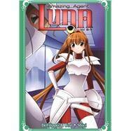 Amazing Agent Luna Omnibus 4 by DeFilippis, Nunzio; Weir, Christina; Shiei, 9781937867737