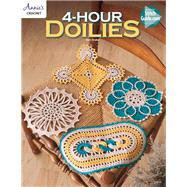 4-hour Doilies by Drake, Dot, 9781573677738