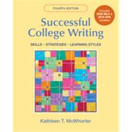 Successful College Writing with 2009 MLA and 2010 APA Updates by McWhorter, 9780312667740