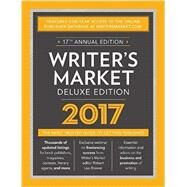 Writer's Market 2017 by Brewer, Robert Lee, 9781440347740