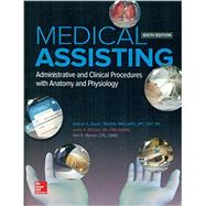 Medical Assisting: Administrative and Clinical Procedures by Kathryn Booth, 9781259197741