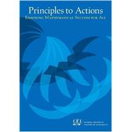 Principles to Actions: Ensuring Mathematical Success for All by National Council of Teachers of Mathematics, 9780873537742