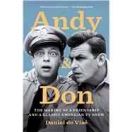 Andy and Don by De Vise, Daniel, 9781476747743
