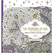 The Promises of God Adult Coloring Book by Passio, 9781629987743