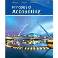 Principles of Accounting by Needles, Belverd E.; Powers, Marian; Crosson, Susan V., 9781439037744