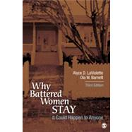 It Could Happen to Anyone: Why Battered Women Stay by Laviolette, Alyce D., 9781452277745