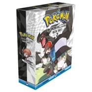 Pokemon Black and White Box Set 2 Includes Volumes 9-14 by Kusaka, Hidenori; Yamamoto, Satoshi, 9781421577746