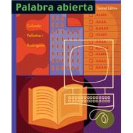 Palabra Abierta by Colombi, María Cecilia; Pellettieri, Jill; Rodríguez, María Isabel, 9780618527748