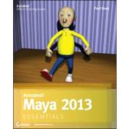 Autodesk Maya 2013 Essentials by Naas, Paul, 9781118167748