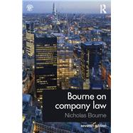 Bourne on Company Law by Bourne; Nicholas, 9781138897748
