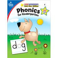Phonics for Kindergarten by Carson-Dellosa, 9781604187748