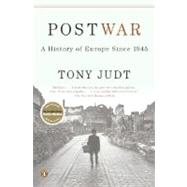 Postwar : A History of Europe since 1945 by Judt, Tony (Author), 9780143037750