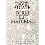 David Adjaye by Enwezor, Okwui; Ryan, Zoë; Allison, Peter (CON); Adjaye, David (CON); Phillips, Andrea (CON), 9780300207750