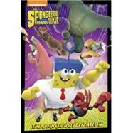 SpongeBob Movie Junior Novelization (SpongeBob SquarePants) by LEWMAN, DAVIDRANDOM HOUSE, 9780385387750