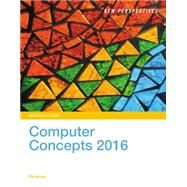 New Perspectives on Computer Concepts 2016, Introductory by Parsons, June Jamrich, 9781305387751