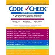 Code Check by Hansen, Douglas; Kardon, Redwood; Morrissey, Paddy, 9781600857751