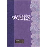 The Study Bible for Women: NKJV Edition, Cocoa Genuine Leather, Indexed by Unknown, 9781433607752