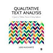 Qualitative Text Analysis by Kuckartz, Udo, 9781446267752