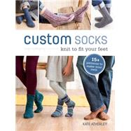 Custom Socks by Atherley, Kate, 9781620337752