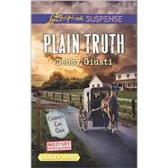 Plain Truth by Giusti, Debby, 9780373677757