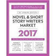 Novel & Short Story Writer's Market 2017 by Randall, Rachel, 9781440347757