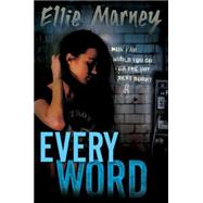 Every Word by MARNEY, ELLIE, 9781770497757