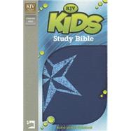 Kids Study Bible: King James Version, Galaxy Blue by Richards, Lawrence O., 9780310747758