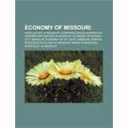 Economy of Missouri : Missouri Locations by per Capita Income by , 9781156447758