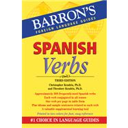 Spanish Verbs by Kendris, Christopher; Kendris, Theodore, 9780764147760