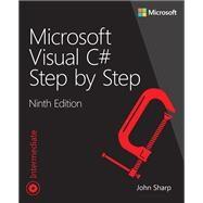 Microsoft Visual C# Step by Step by Sharp, John, 9781509307760