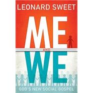 Me and We by Sweet, Leonard, 9781426757761