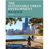 Sustainable Urban Development Reader by Wheeler; Stephen M., 9780415707763