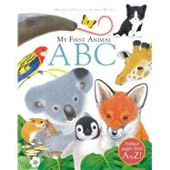 My First Animal ABC by Wood, A. J.; Pledger, Maurice, 9781626867765