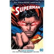 Superman Vol. 1: Son Of Superman (Rebirth) by TOMASI, PETER J.GLEASON, PATRICK, 9781401267766