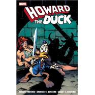 Howard the Duck by Gerber, Steve; Mayerik, Val; Brunner, Frank; Buscema, John; Colan, Gene, 9780785197768