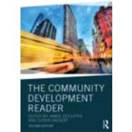 The Community Development Reader by DeFilippis; James, 9780415507769