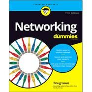 Networking for Dummies by Lowe, Doug, 9781119257769